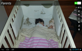 Screenshot of Baby Monitor All-In-One