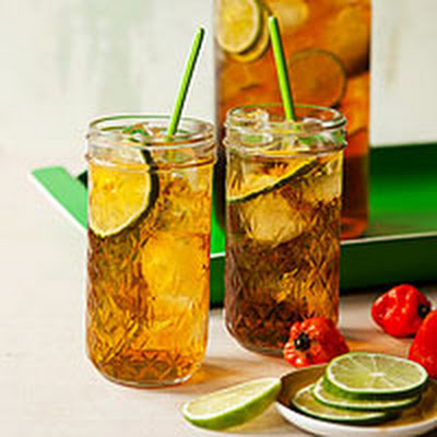 Sweet-Heat Iced Tea