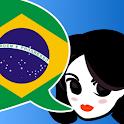 Lingopal Brazilian Portuguese icon