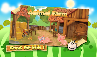 Screenshot of Hidden Objects: Animal Farm