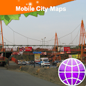 Lusaka Street Map icon