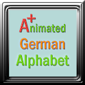 Animated German Alphabet icon
