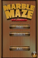 Screenshot of Marble Maze - Reloaded
