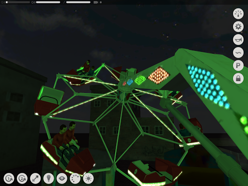 Fair Simulator: Triangle - screenshot