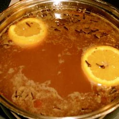 Spiced-Tea Cranberry Sauce Recept | Yummly