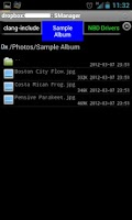 Screenshot of SManager Dropbox addon
