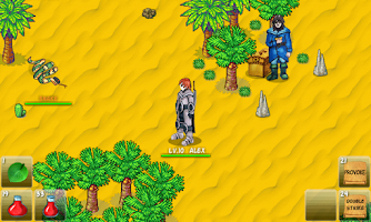 Screenshot of Ragnaroth RPG Premium