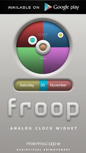 Smart Launcher Theme FROOP - screenshot