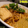 Dry Curry Noodles