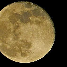 Moon by Govindarajan Raghavan - Landscapes Starscapes (  )