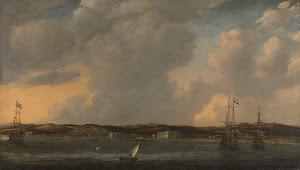 RIJKS: Reinier Nooms, Admiraliteit van Amsterdam: painting 1668