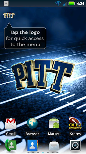 Pittsburgh Revolving Wallpaper