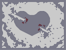 Thumbnail of the map 'Broken Heart'