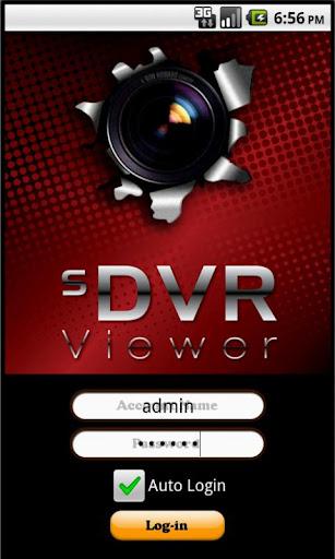 sDVR Viewer v2.2.6