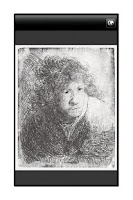 Screenshot of AppArtColletion Rembrandt 3