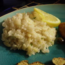 Greek Lemon Pilaf