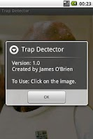 Screenshot of It's a Trap! - Trap Detector