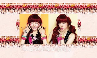 Screenshot of Cute SNSD (Girls' Generation)