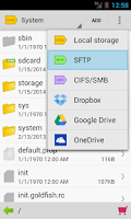 Screenshot of File Manager - FolderTag