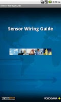 Screenshot of Sensor Wiring Guide