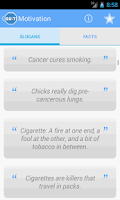 Screenshot of Quit Smoking - QuitControl
