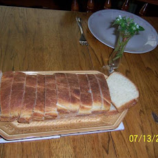 Crusty Buttermilk Bread