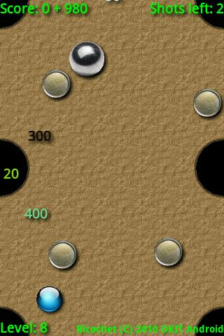 ricochet-free for android screenshot