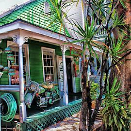 Eclectic Key West by Brian Kerls - Buildings & Architecture Homes ( keys, florida, florida keys, key west, key west florida )
