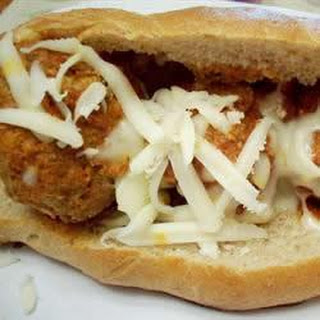 Baked Meatball Sandwiches