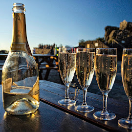 Sundowners by Russ Hanson-Coles - Food & Drink Alcohol & Drinks