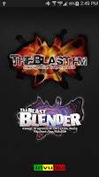 Screenshot of TheBlast.FM