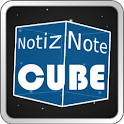 Note Cube 3D Live Wallpaper icon