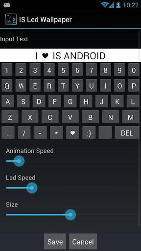 玩個人化App|動態壁紙 -  LWP的3D LED免費|APP試玩