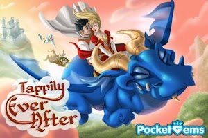 Screenshot of Tappily Ever After