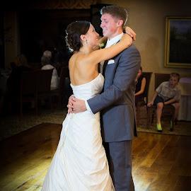 by Paul Brown Jr. - Wedding Reception