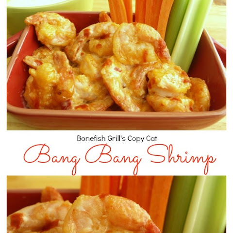 Bonefish Grill's {Copy Cat} Bang Bang Shrimp