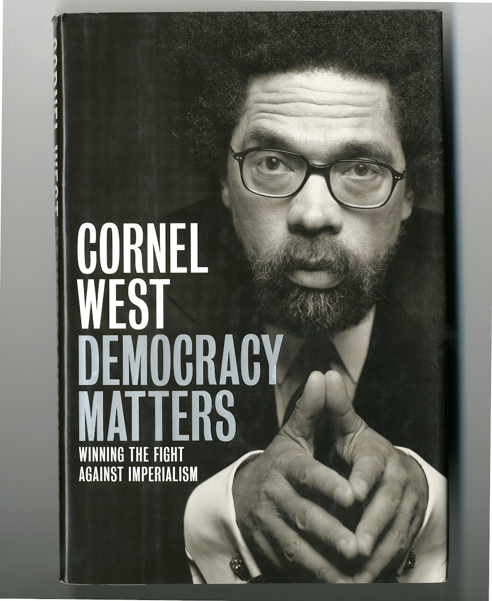 DEMOCRACY MATTERS, autor: Cornel West