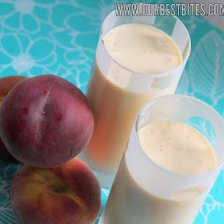 Peach Shake Recipes