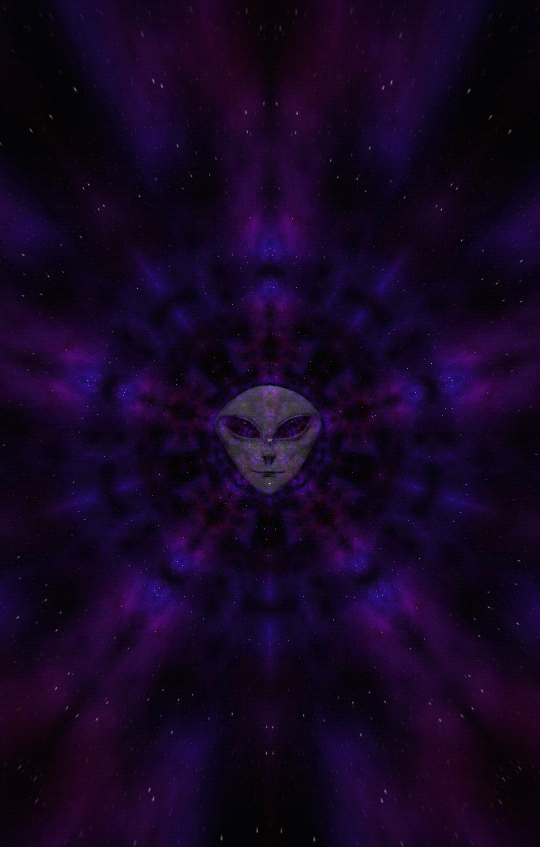 Runner in the UFO - Visualizer Screenshot 6