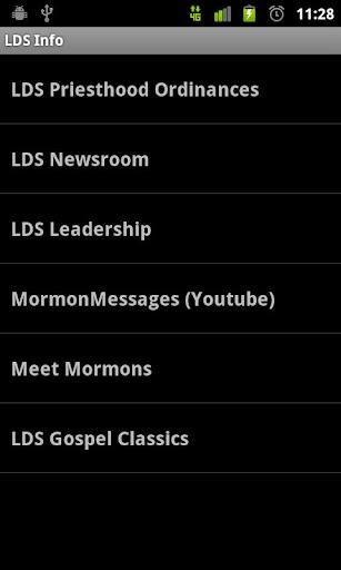 LDS Info