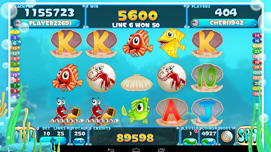 Fishy Slots - screenshot
