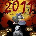 2011 Halloween Hidden Objects icon