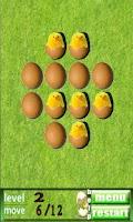 Screenshot of Break The Eggs