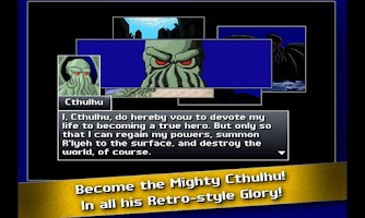 Screenshot of Cthulhu Saves The World