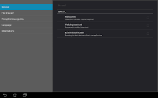 Screenshot of Crypt4All Lite (AES)