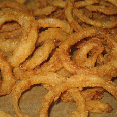 Kick A%% Fried Onion Rings