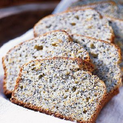 Almond-Poppy Seed Bread