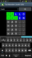 Screenshot of Tux Words (Lingo)