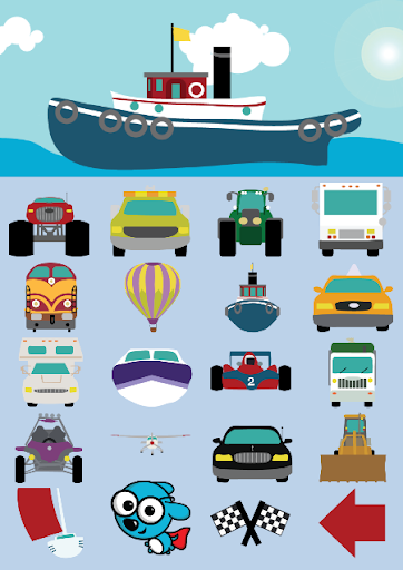 Toddler Cars 2 - screenshot