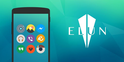 Elun - Icon Pack - screenshot
